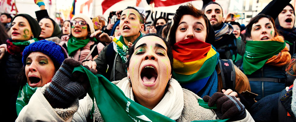 Women's rights: the Argentine Chamber of Deputies approved the legalization of abortion