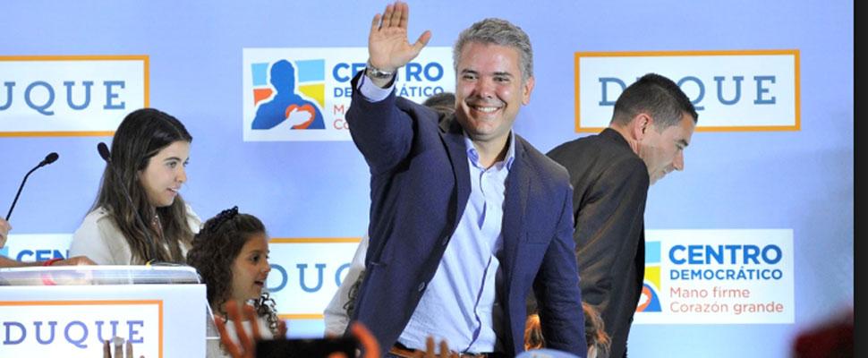 Colombia: Tres temas para seguir durante la presidencia de Iván Duque