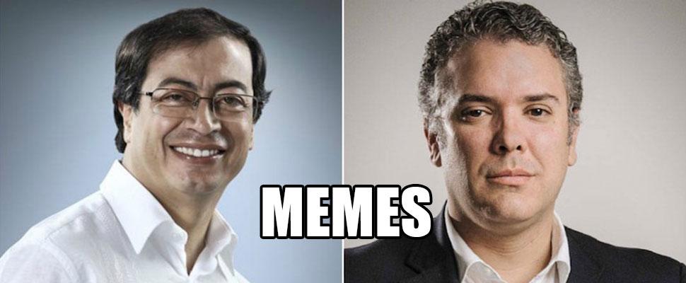 Colombia: Algunos de los memes más divertidos tras las elecciones