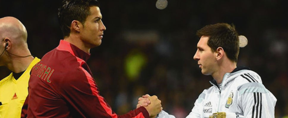 Las comparaciones en el deporte: necesarias pero inútiles cuando se trata de Messi y Cristiano