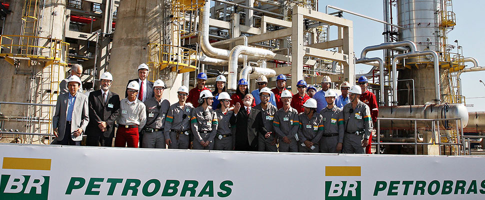 Who benefits from the privatization of Petrobras?
