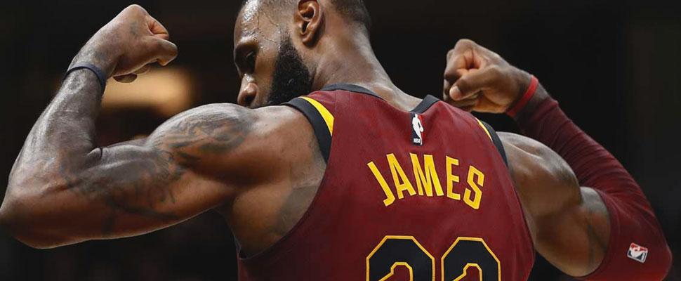 ¿Sabe usted cuánto gana LeBron James?
