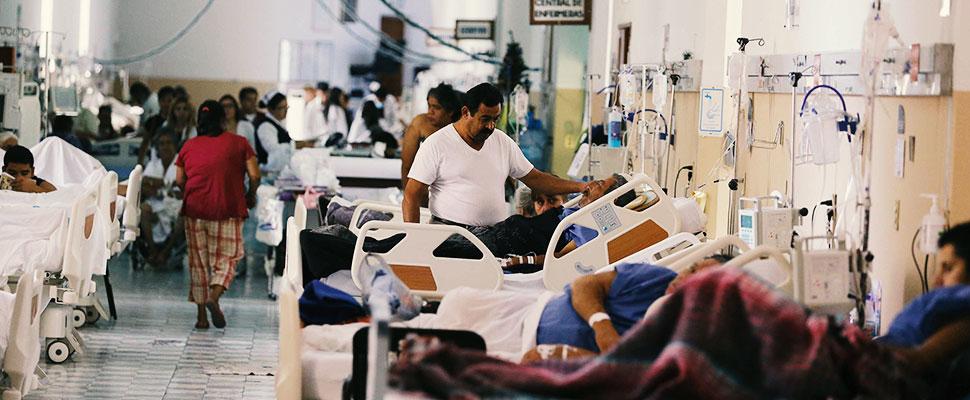 ¿Pueden los hospitales en Latinoamérica soportar desastres naturales?