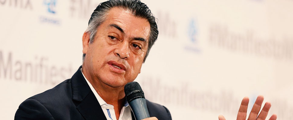 """""""El Bronco"""": A presidential candidate victim of the violence in Mexico"""