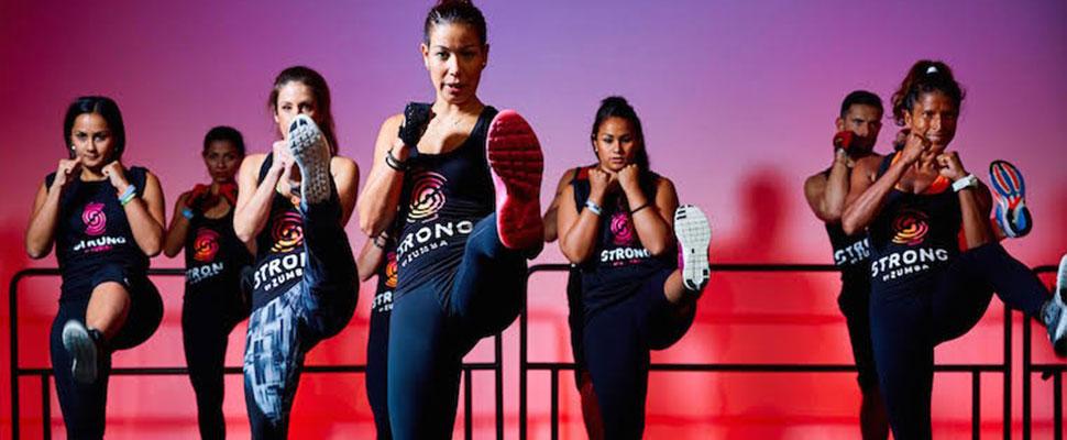 Strong by Zumba: ponle ritmo a tu rutina de ejercicio