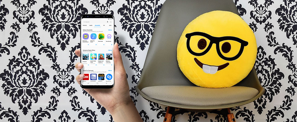 Have you always wanted to be an emoji? Now it is possible with these applications