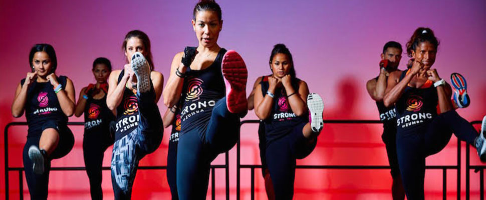 Strong by Zumba: bring rhythm to your exercise routine