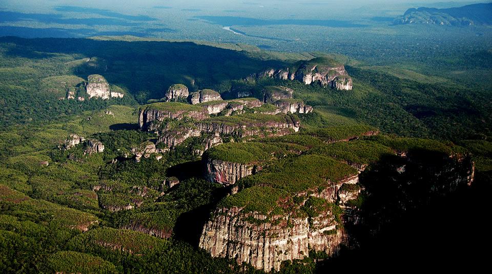 """Chiribiquete: De """"Capilla Sixtina de la Amazonia'"""" a Patrimonio de la Humanidad de la UNESCO"""