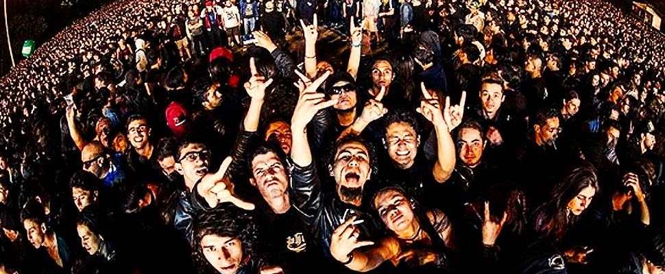 The four best rock festivals in Latin America