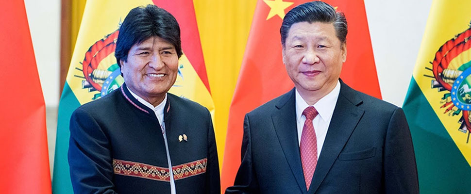 ¿Qué gana Bolivia con ser socio estratégico de China?
