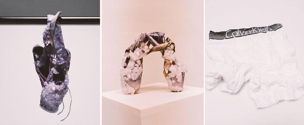¿Usarías accesorios de cristales de sudor, sangre y orina?