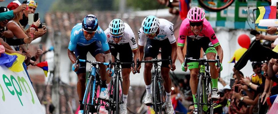 ¿Quiénes son los latinoamericanos que nos representan en el Tour de Francia?