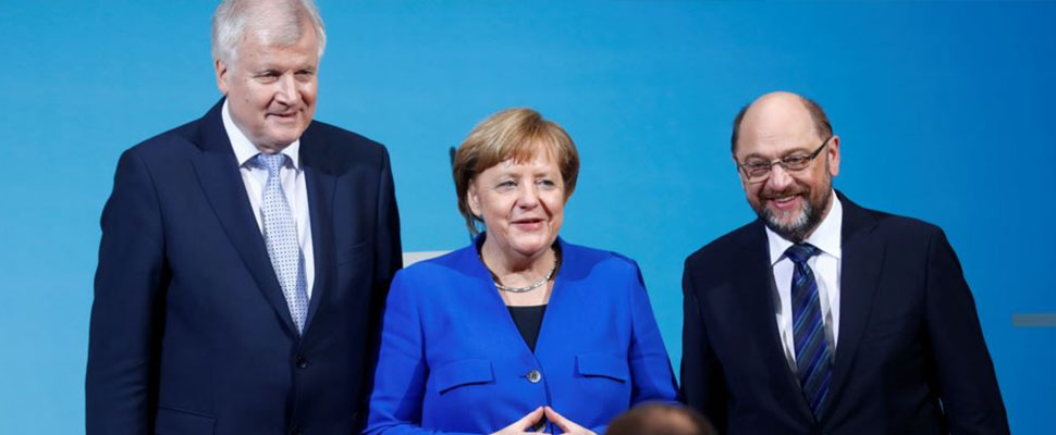Reform to Germany's immigration policy: A break for Angela Merkel?