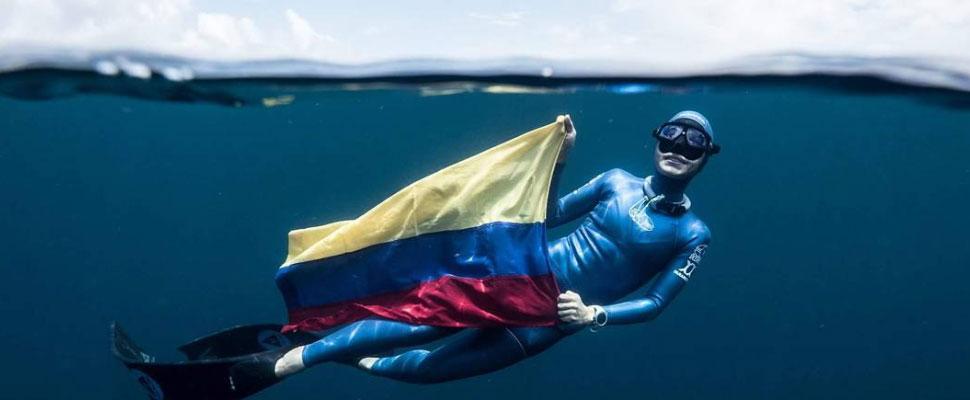 Un cuestionario con Sofía Gómez, una de las mejores apneístas del mundo