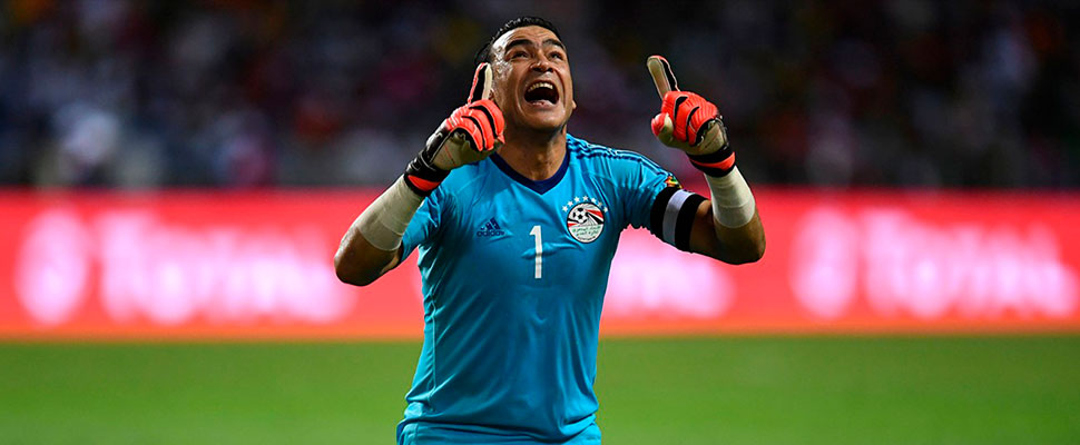 Essam El-Hadary: The oldest player who has compete in a World Cup