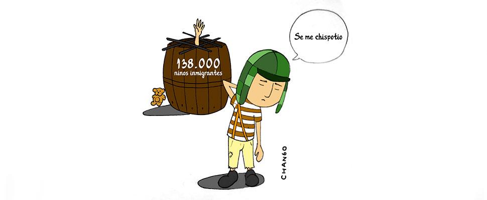 Ay Chavito...