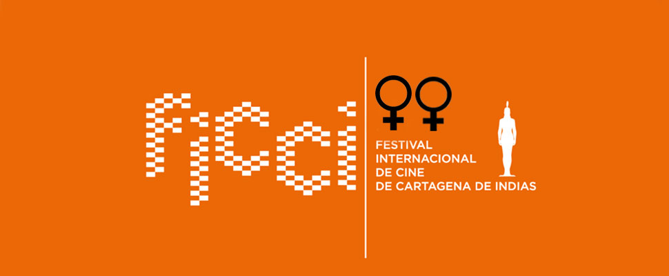 These are the two women that were in charge of the International Film Festival of Cartagena