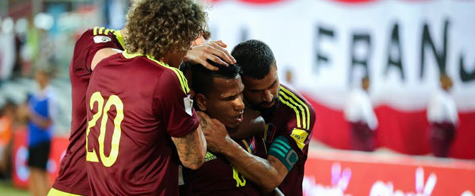 The goal of the Venezuelan National Team has been set: qualifying for the Qatar World Cup 2022