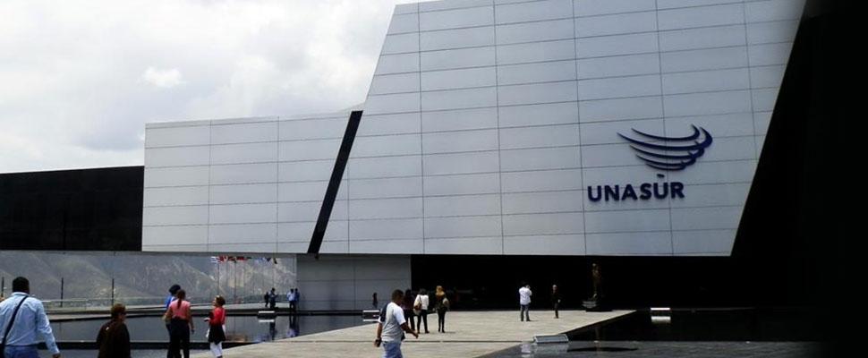 """""""Lamento mucho decirles que UNASUR está en una crisis"""": Evo Morales"""