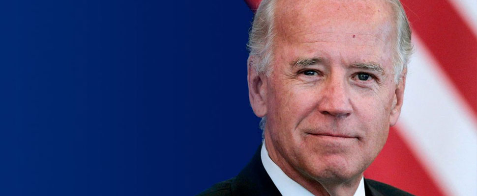 """You, the new generation of Colombians, it's time to take charge of your life"": Joe Biden"