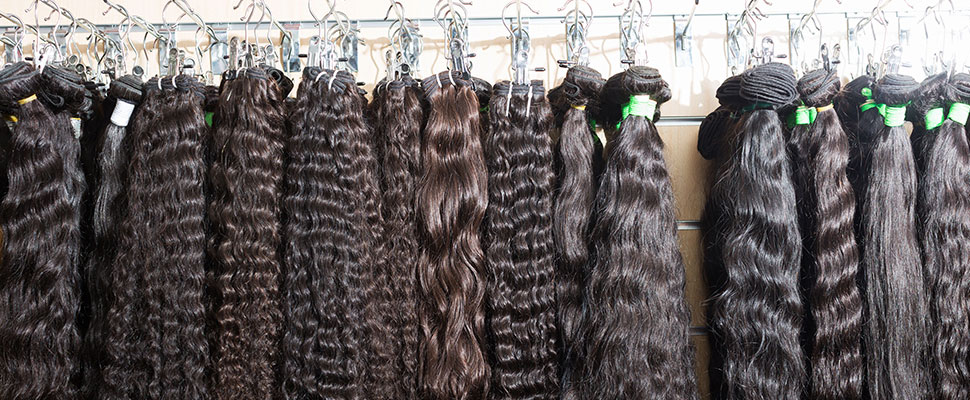 Hair on the black market: where does it come from and how much is it worth?