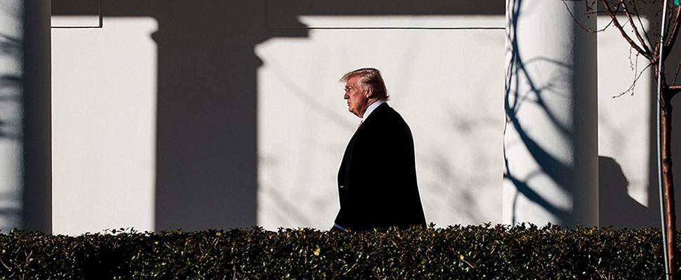 Estados Unidos: Trump se aleja cada vez más de la Unión Europea, Rusia y China