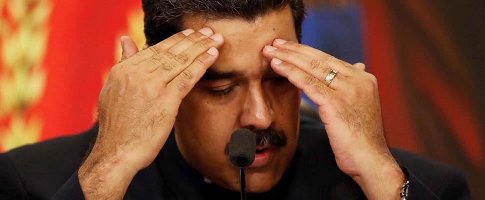 """3 medidas extremas: las """"descabelladas"""" respuestas de Maduro a la crisis"""