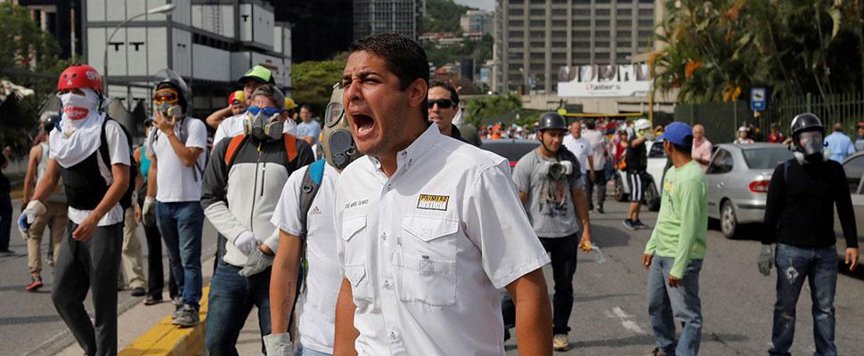 Venezuela: A pesar del presupuesto aprobado para la salud, las protestas continúan