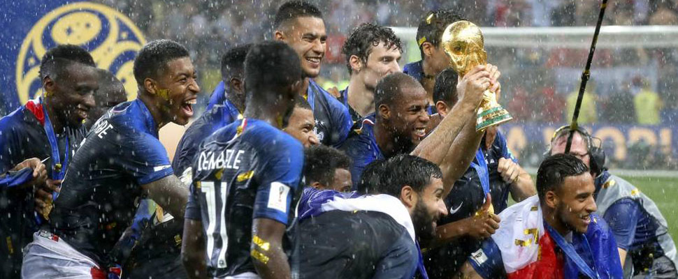 We still celebrate the triumph of France: These are the African players who made it possible