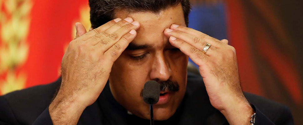 "3 extreme measures: Maduro's ""insane"" responses to the crisis"