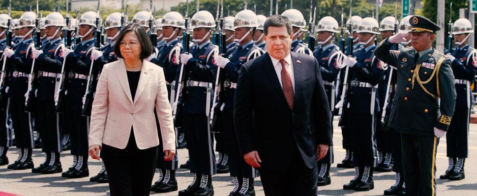 Paraguay y Taiwán: Una relación improbable pero fructuosa