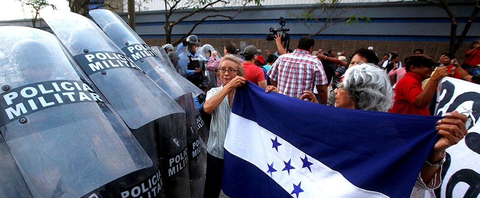 Honduras: the pandora case shakes the country