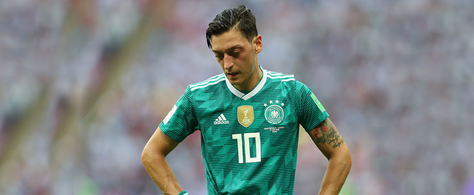 It did not happen only to Mezut Özil: These are other cases of racism in sports