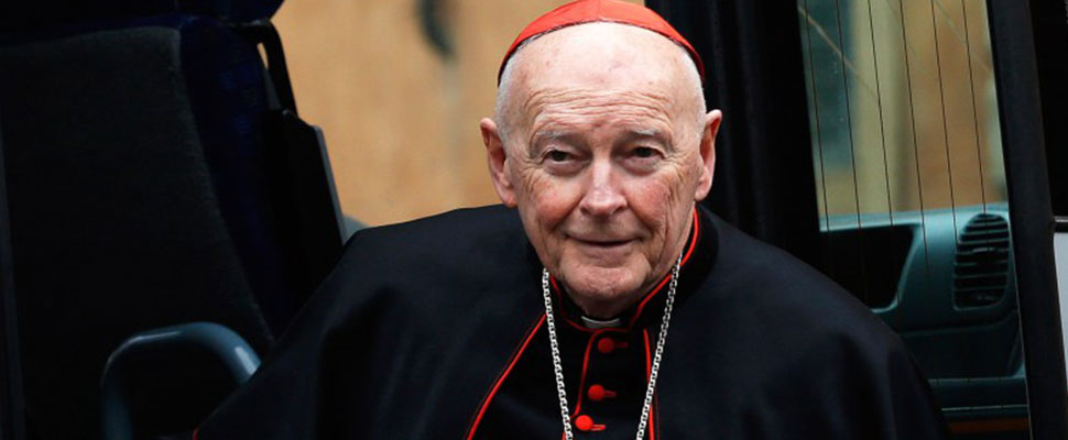 Escándalo en el Vaticano: ¿Quién es Theodore McCarrick?