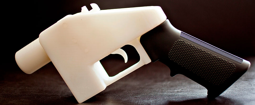 Impresión de armas 3D legal en EEUU: ¿un peligro inminente para Latinoamérica?