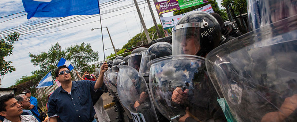 Everything you need to know to understand the uncontrollable crisis in Nicaragua
