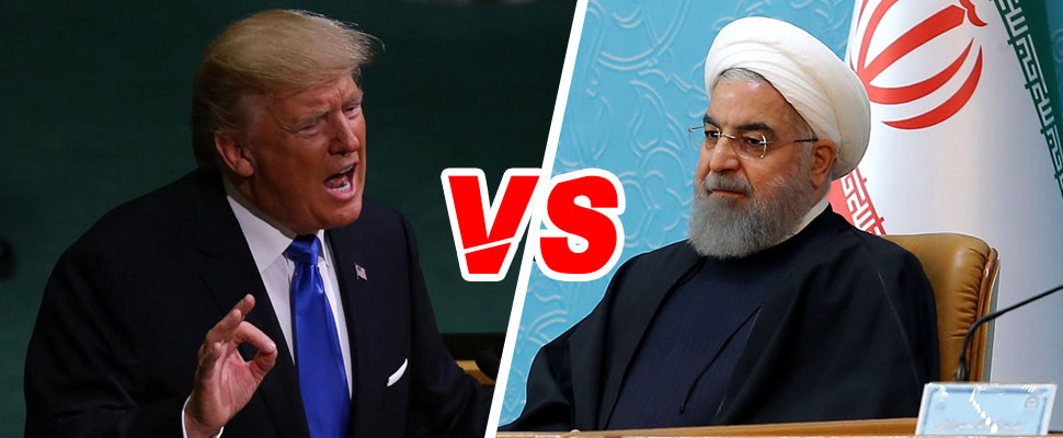 Trump vs Rouhaní: could the tension escalate?