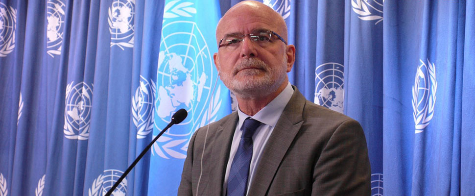 """""""The defenders are the voices where there is no State"""": UN Special Rapporteur"""