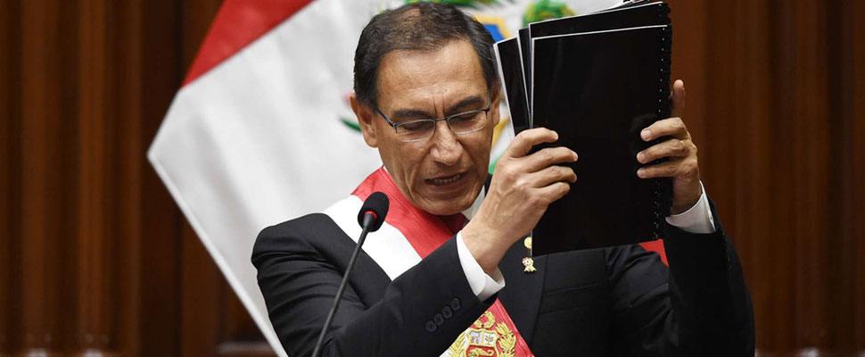 Peru: This is what you need to know about the referendum that was announced by Martín Vizcarra