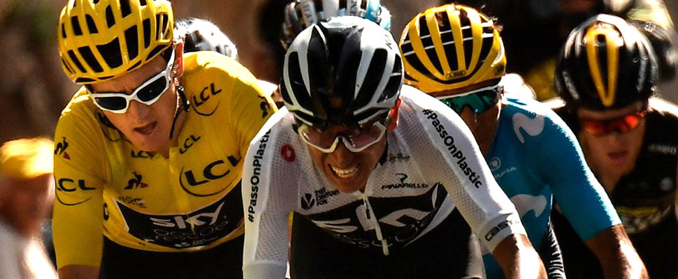 Does Egan Bernal have what it takes to become the future champion of the Tour de France?