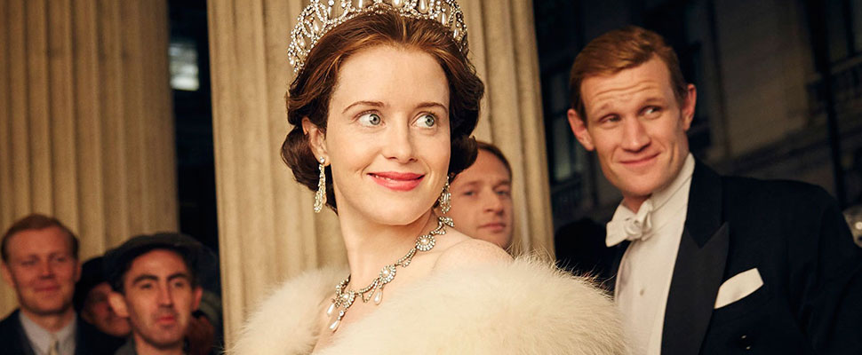 A Royal inequality: wage gap in the Netflix series The Crown