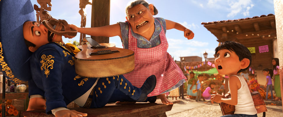 This is how the racist landscape of Latin characters in animated films has changed