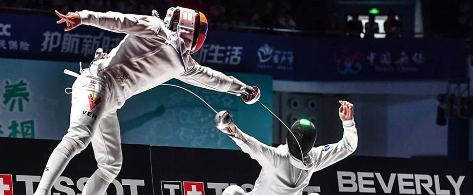 Rubén Limardo: The revival of one of the most important fencer in the world