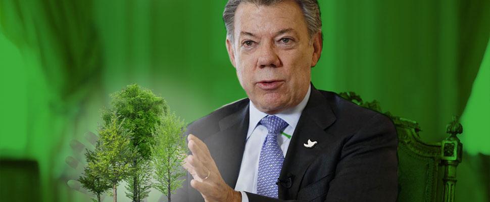Balance ambiental de la gestión de Santos: Lo bueno y lo malo