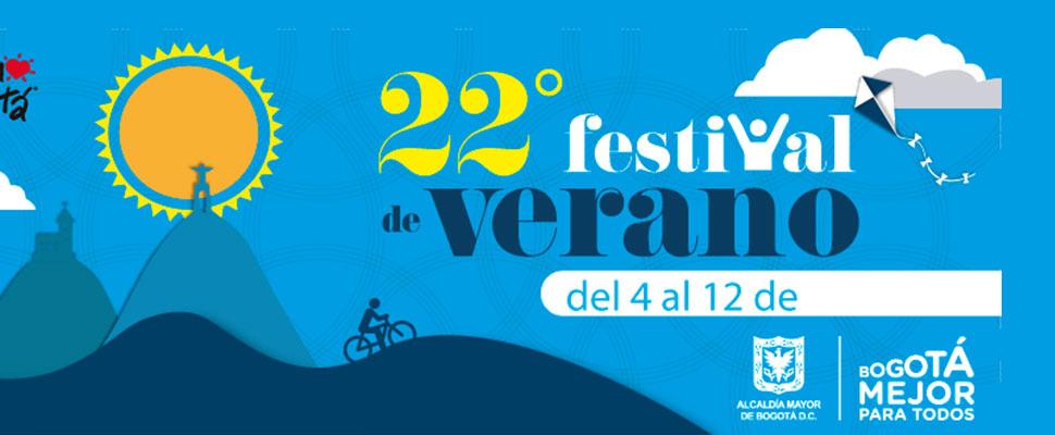 Bogotá no tiene mar pero tiene Festival de Verano