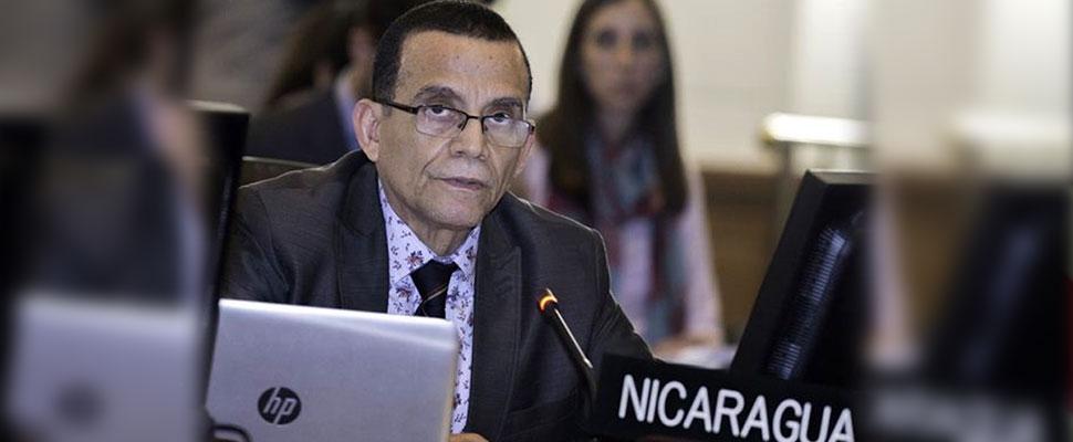 Nicaragua se opone a recibir la comisión de la OEA