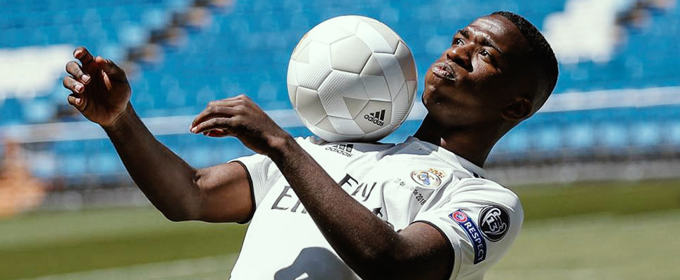 Vinícius Júnior, a promising young star that will play with Real Madrid