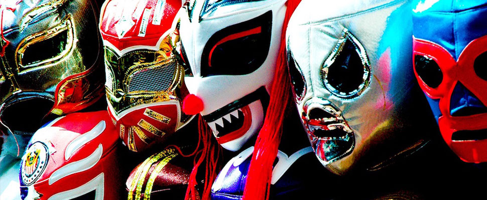 ¡Luces, acción! Lucha libre, un teatro de máscaras que trasciende fronteras