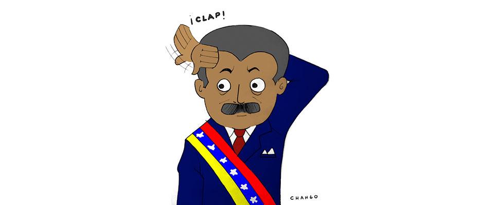 Maduro: Ultra attack