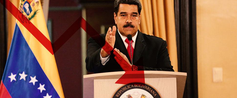 The Venezuelan crisis affects Colombia's economic growth